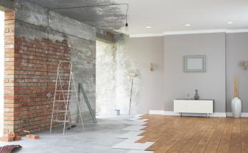 Renovating A Property